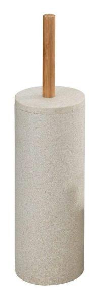VICO WC-Bürste aus Polyresin in Steinoptik