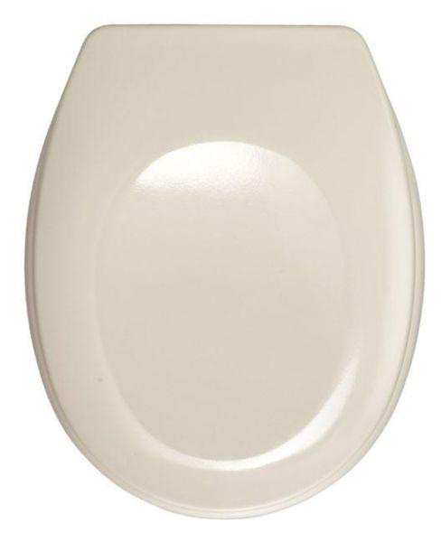 WC-Sitz Bergamo in beige von Wenko