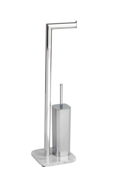 ONYX Stand WC-Garnitur, Bodenplatte aus Marmor