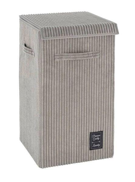 CORA grau Wäschesammler