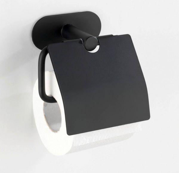 OREA Black matt Turbo-Loc® Papierhalter