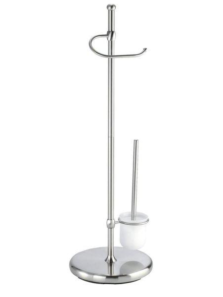 ADIAMO Bürstengarnitur mit Glasbehälter