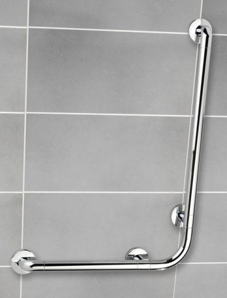 SECURA Wandhaltegriff 78 x 55,5 cm chrom