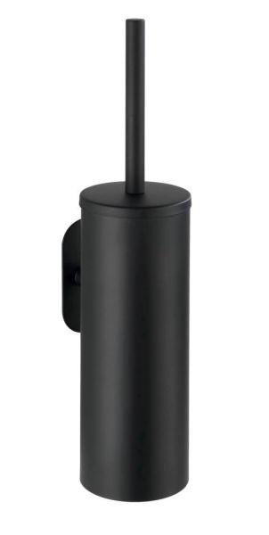 OREA Black matt Turbo-Loc® WC-Garnitur, ohne Bohren