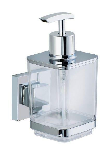 QUADRO Vacuum-Loc® Seifenspender ohne Bohren