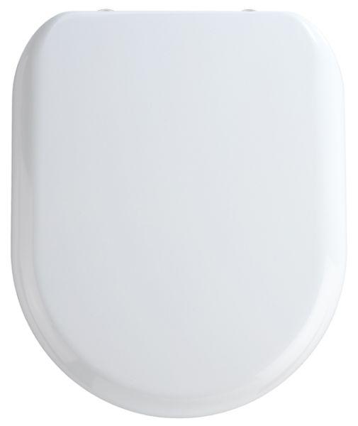 WC-Sitz SANTANA in weiss von Wenko mit Absenkautomatik