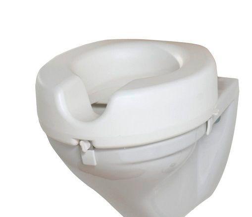 SECURA WC Sitzerhöhung bis 150 kg Tragkraft