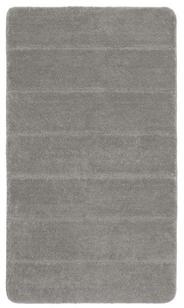 STEPS Light Grey Badteppich, 70x120 cm, fusselfrei