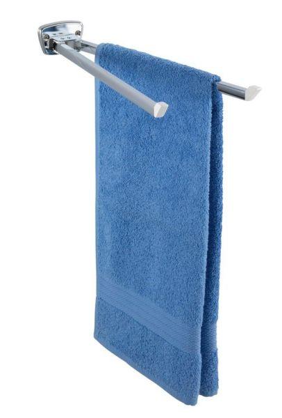 BASIC glänzend Handtuchhalter, Edelstahl