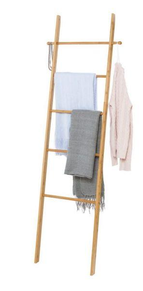 BAHARI Handtuchleiter aus Bambus