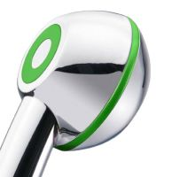 Duschkopf Clima Chrome Verde: Kopf im Detail
