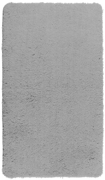 BELIZE Light Grey Badteppich, 70x120 cm, fusselfrei