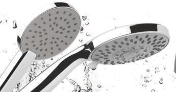 Wassersparen beim Duschen ohne Komfortverlust