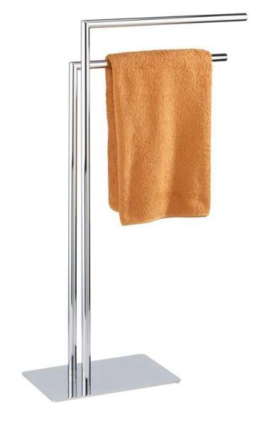 Klassischer Handtuchhalter mit zwei Armen