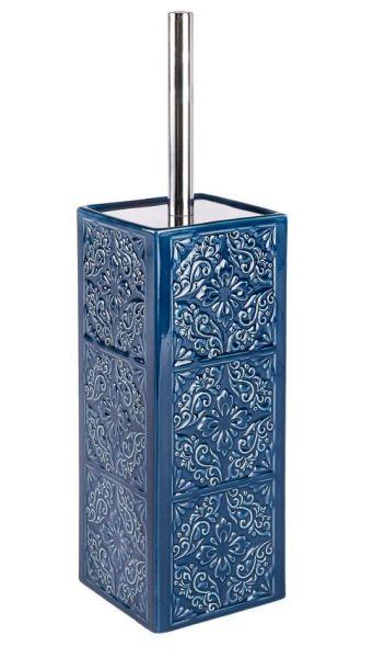 CORDOBA blau WC-Garnitur aus Keramik