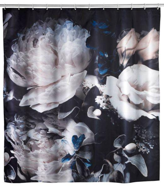 PEONY Duschvorhang, 180x200 cm, Anti-Schimmel