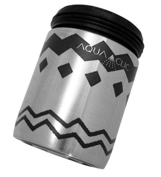 Strahlregler INOX Youkali von AquaClic