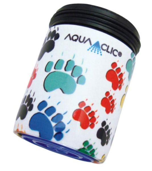 Strahlregler Footprint von AquaClic