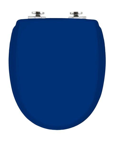 WC-Sitz KAN 3001 Exclusive in ultramarin mit Absenkautomatik