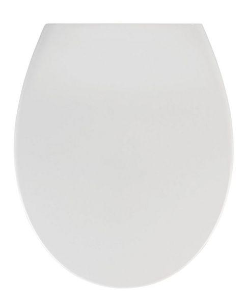 SAMOS weiss Premium WC-Sitz mit Absenkautomatik