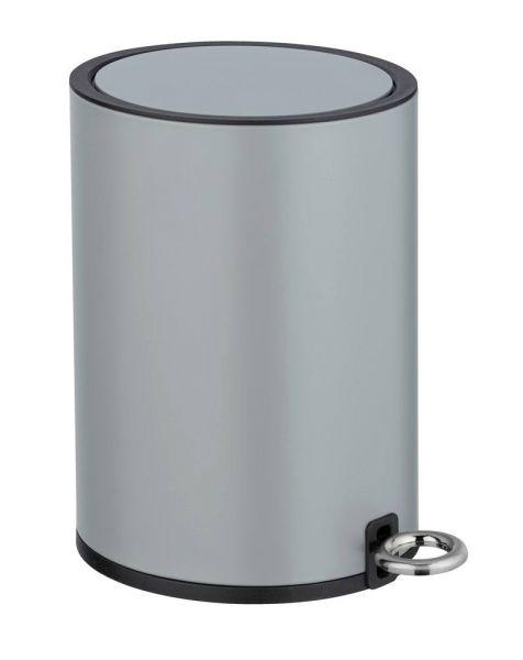MONZA grau matt Kosmetikeimer, 3 Liter