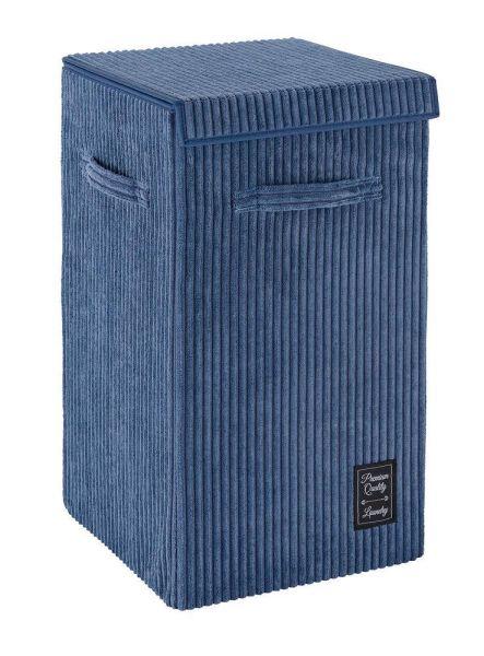 CORA blau Wäschesammler, 63 l