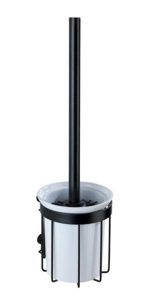CLASSIC Plus Black WC-Garnitur mit Rostschutz