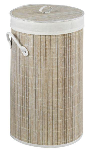 Wäschesack aus Baumwolle, herausnehmbar und waschbar