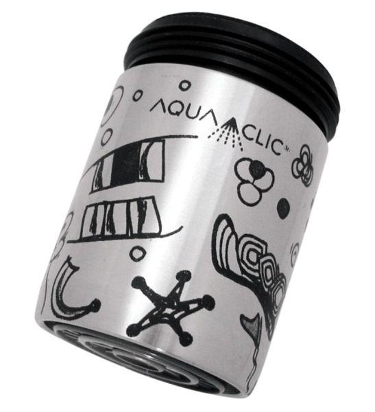 Strahlregler INOX Formes von AquaClic
