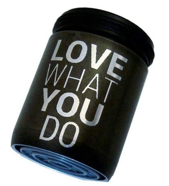 Strahlregler INOX Love what you do von AquaClic