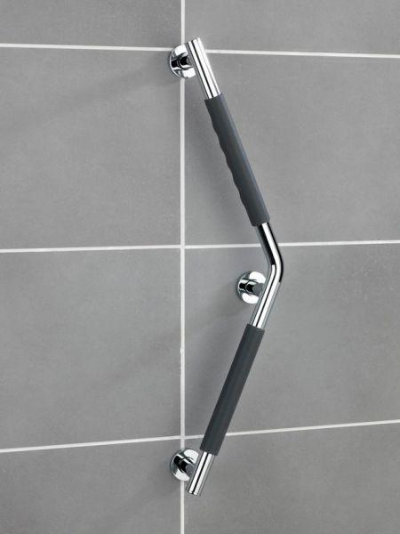 SECURA Wandhaltegriff 37x37 cm, Edelstahl