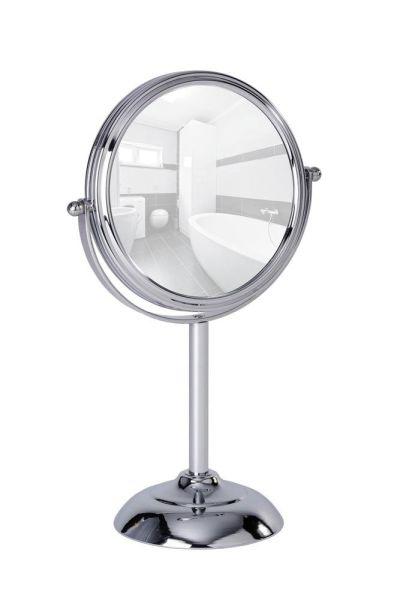 GLOBO Kosmetikspiegel, 10-fach Vergrößerung