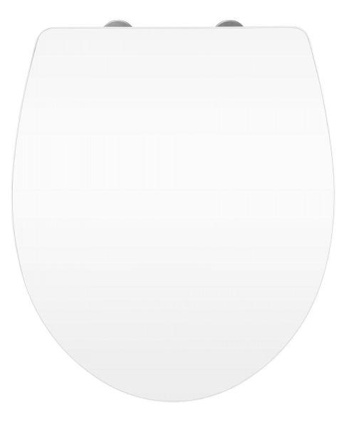 WC-Sitz Acryl White mit hochglänzender Oberfläche