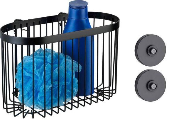 CLASSIC Plus Black Vacuum-Loc® Wandablage