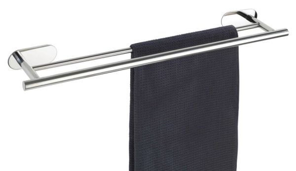 Duo OREA Shine Turbo-Loc® 60 cm Badetuchstange