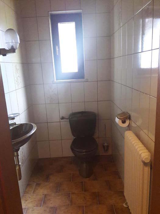 Tagebuch der Renovierung eines Gäste-WC