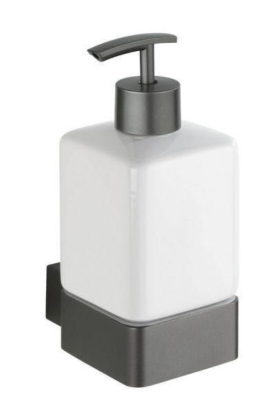 MONTELLA Seifenspender 360 ml, Aluminium