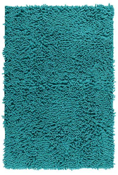 CHENILLE Green Badteppich, 50x80 cm, samtweich