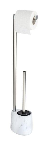 ADRADA Bürstengarnitur aus Edelstahl/Keramik