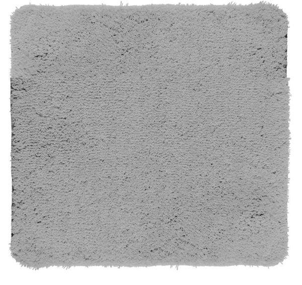 BELIZE Light Grey Badteppich, 55x65 cm, fusselfrei