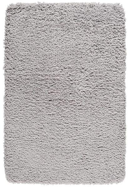 BELIZE Light Grey Badteppich, 60x90 cm, fusselfrei
