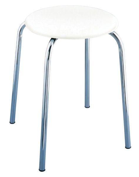 LIVORNO Exclusiv Badhocker Soft-Sitzfläche