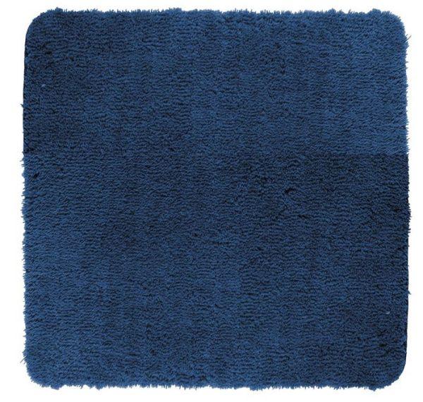 BELIZE Marine Blue Badteppich, 55x65 cm, fusselfrei
