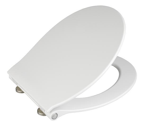 wenko toilettendeckel led mit leuchtsensor und absenkautomatik. Black Bedroom Furniture Sets. Home Design Ideas