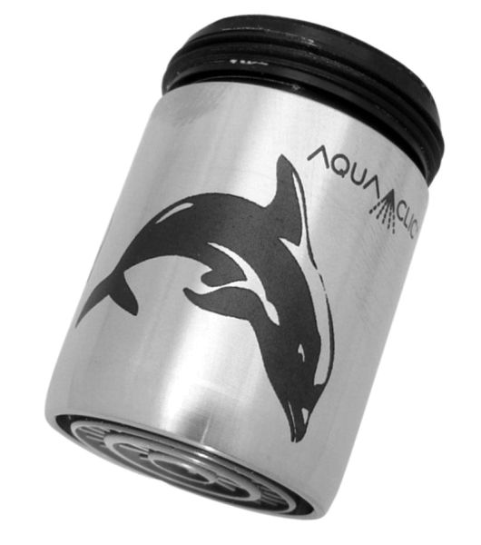 Strahlregler INOX Flipper von AquaClic