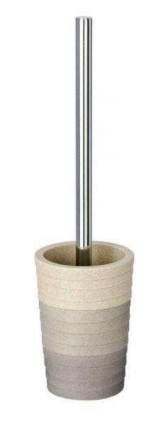 CUZCO WC-Garnitur aus Polyresin