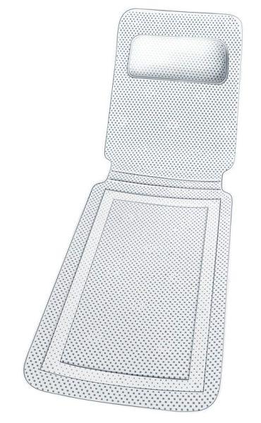 KOMFORT Wanneneinlage, 125x36cm, extralang