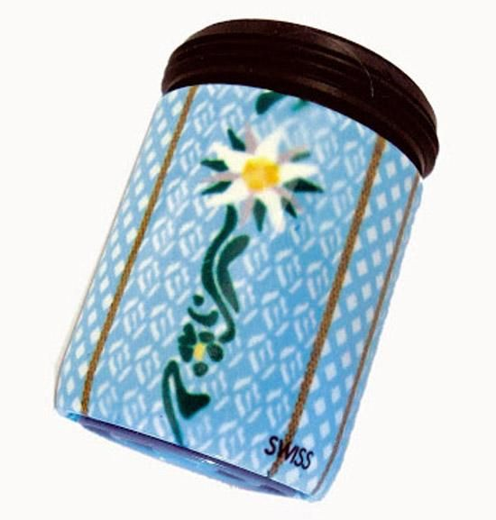 Strahlregler Edelweiss bleu von AquaClic