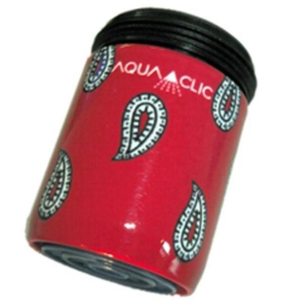 Strahlregler Glarner Tüechli rouge von AquaClic