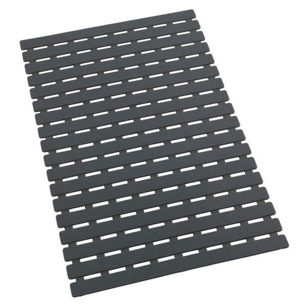 ARINOS grau Wanneneinlage 63x40 cm, ohne PVC